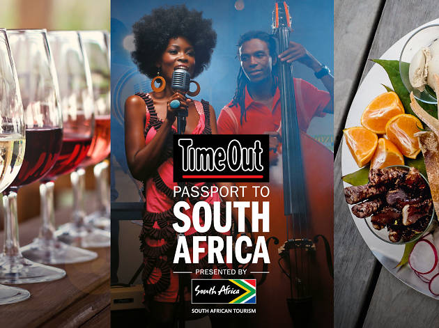 Passport to South Africa presented by South Africa Tourism