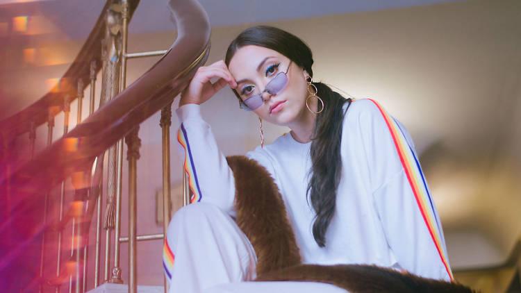 Noa Sainz, el nuevo rostro de R&B
