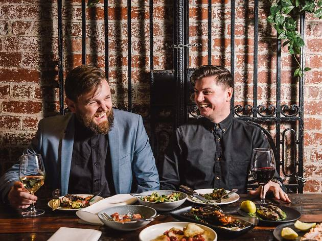 Win a San Telmo feast and Argentinian wine tasting for you and seven friends