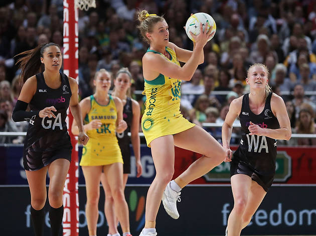 Australia v New Zealand - 2017 Constellation Cup