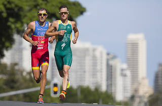 Jewel World  Triathlon Gold Coast