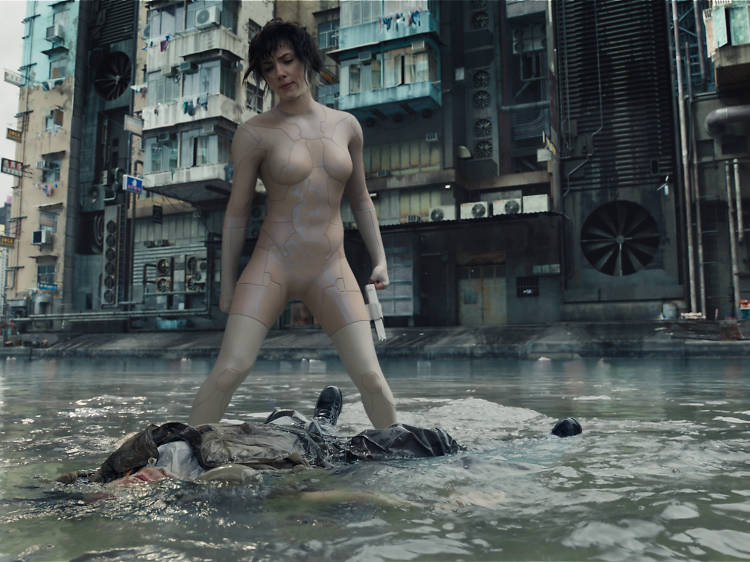 11部以香港為背景的荷李活電影