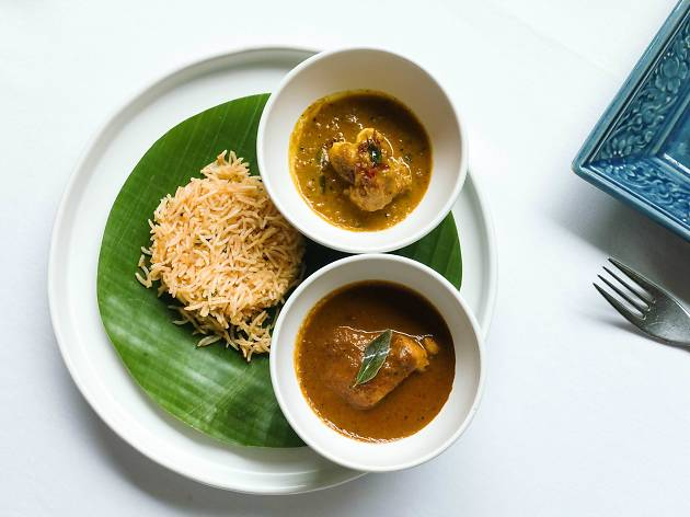 The new tasting menu at Indus takes you on an amazing culinary journey throughout India
