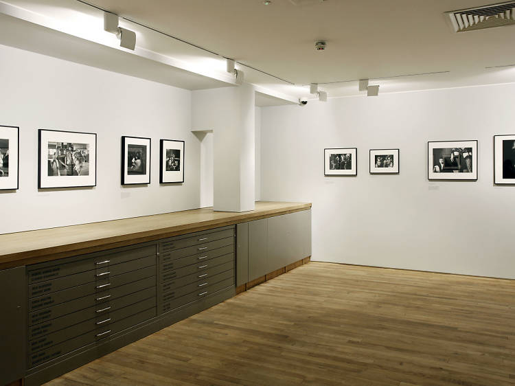 Get in focus at the Photographers' Gallery