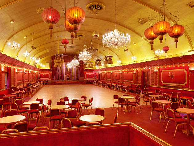 We're celebrating our birthday with a special issue about 50 iconic London venues