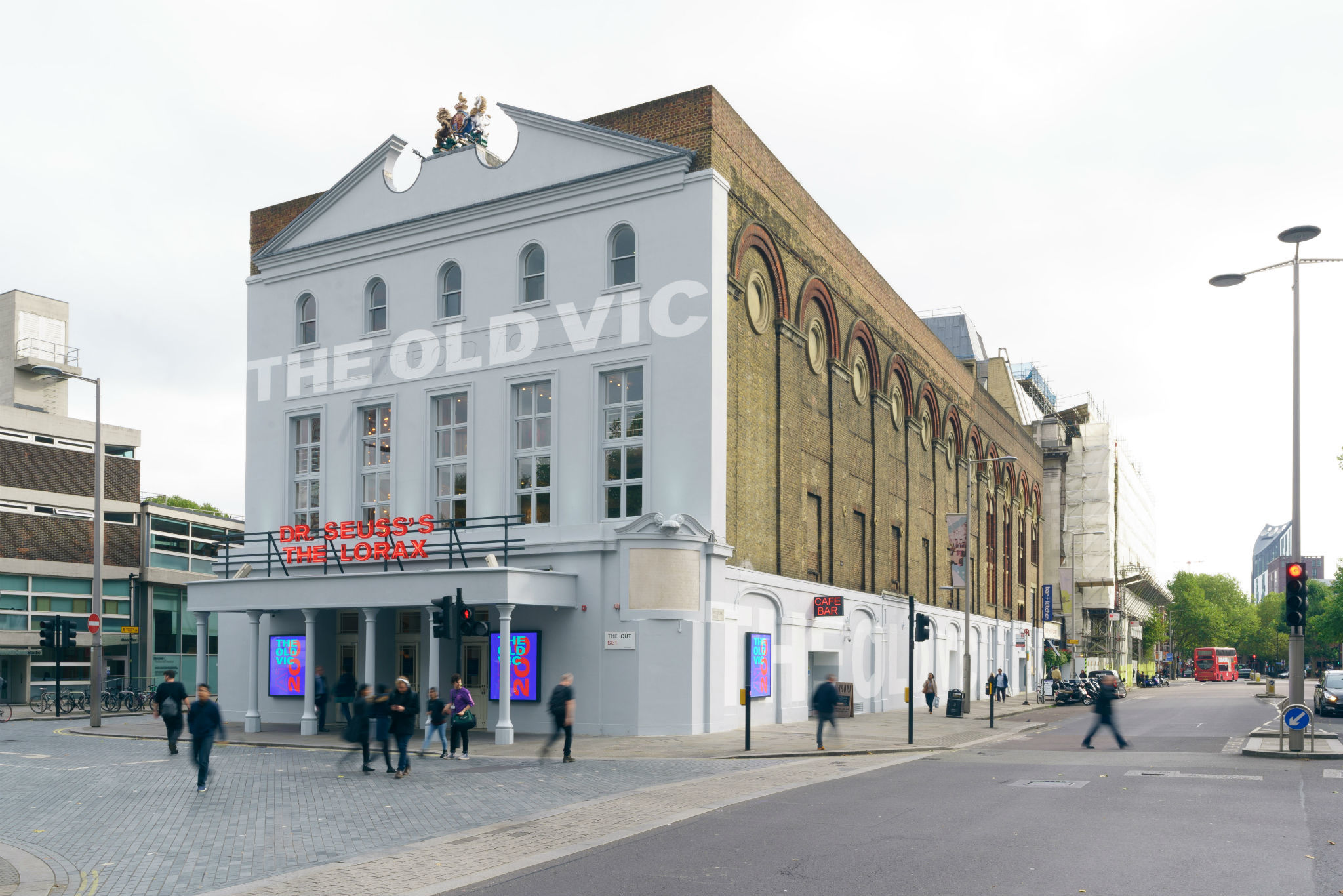 Sally Field, Bill Pullman, Jenna Coleman and Colin Morgan are in the new Old Vic season