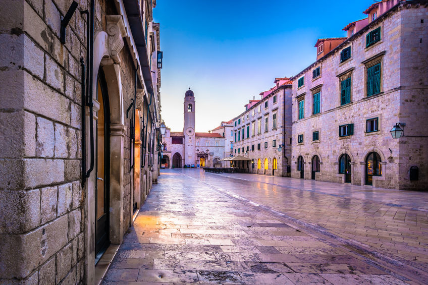 Dubrovnik Winter Festival: Free guided city tours