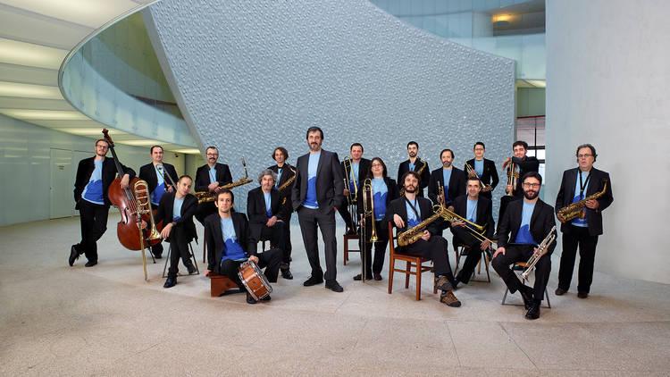 Musica, Jazz, Orquestra Jazz Matosinhos