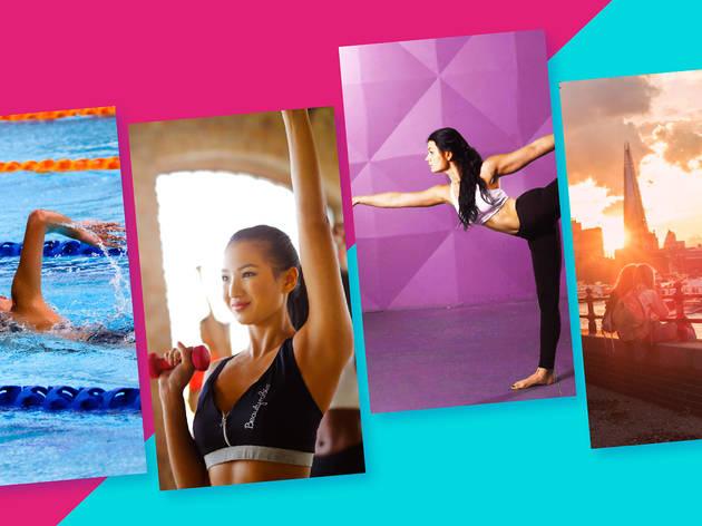 £1 Fitness Membership