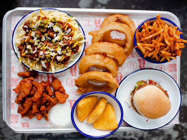 Time Out 'Table for Two': The Vegan-Friendly Box
