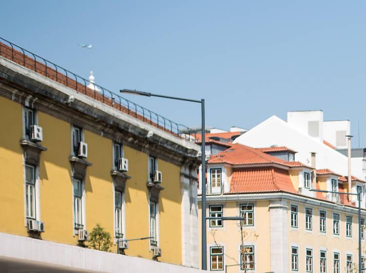 Os melhores parques de estacionamento de Lisboa