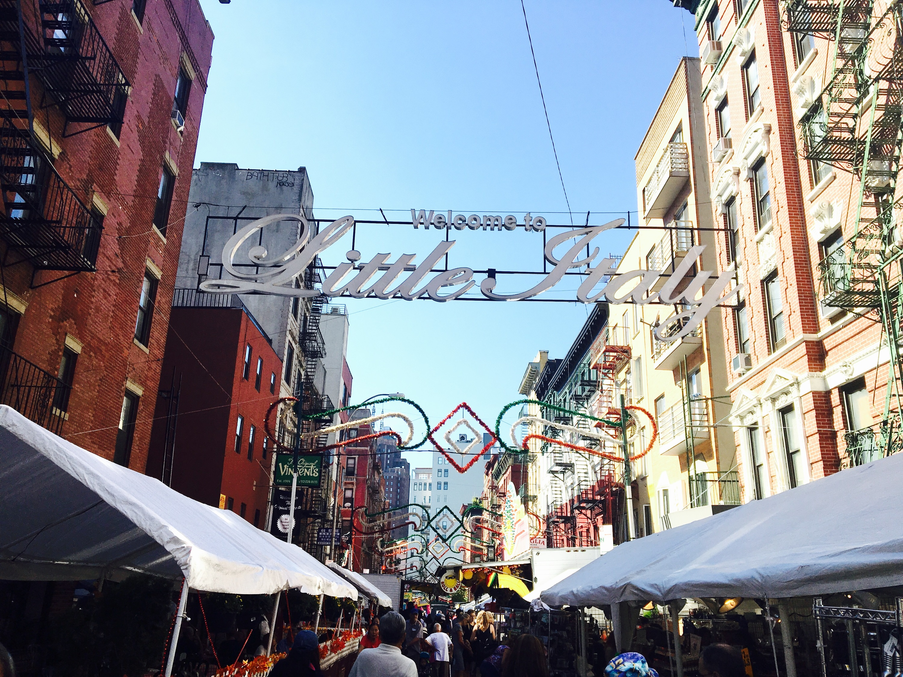 Everything you need to know about the Feast of San Gennaro 2018