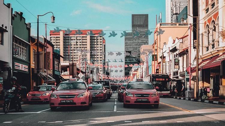Getting around Singapore, transport