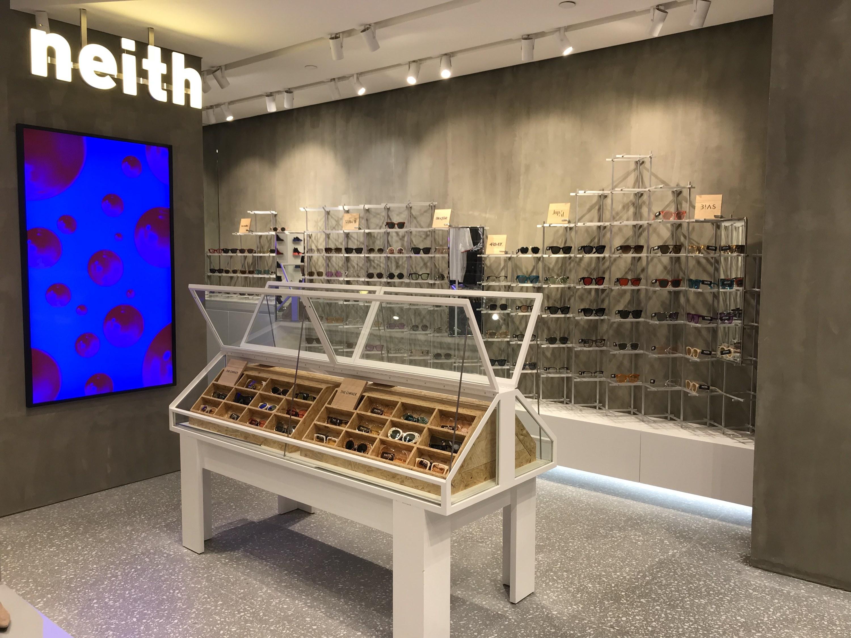I.T 自家眼鏡品牌 neith 首個專門店正式登場!