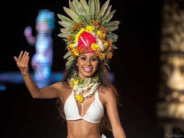 Tahiti Festa お台場ヴィーナスフォート