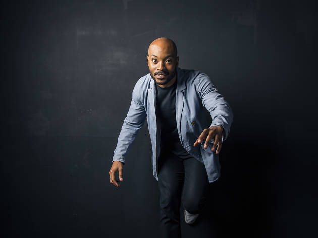 Arinzé Kene, Time Out