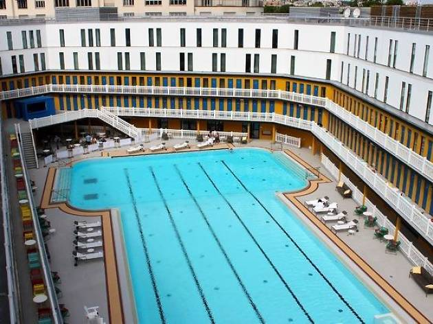 Piscine Molitor Sport And Fitness In