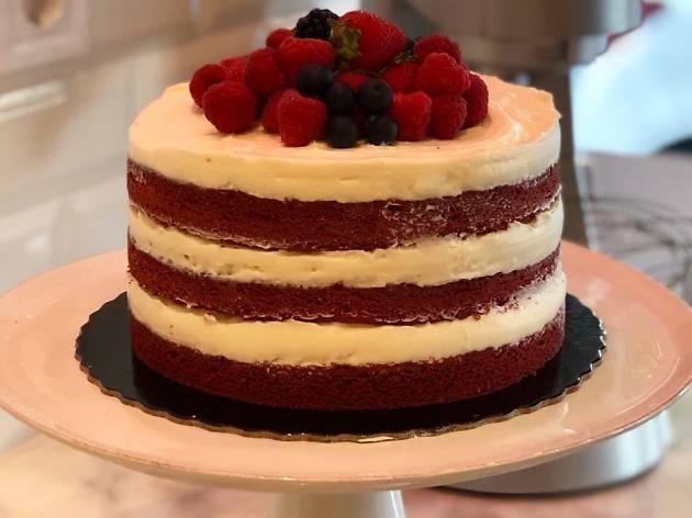 Red Velvet, Carlotta Cake Boutique