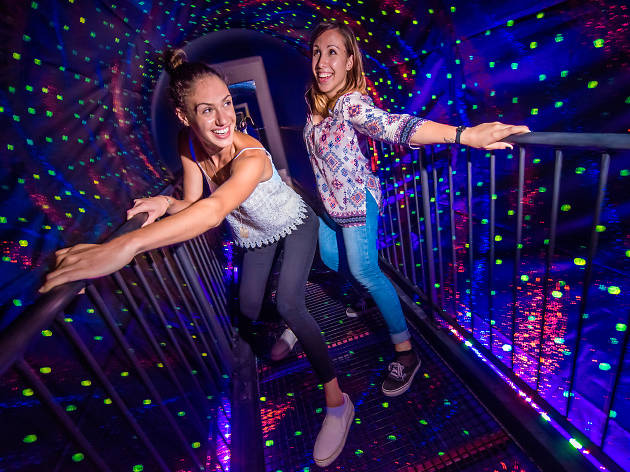 Take a look inside the trippy Museum of Illusions opening in NYC this month