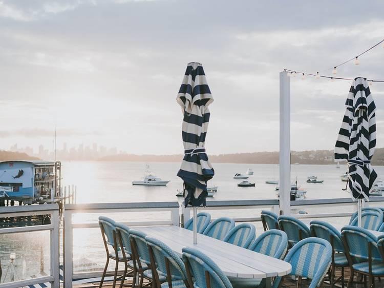 The best alfresco dining spots in Sydney