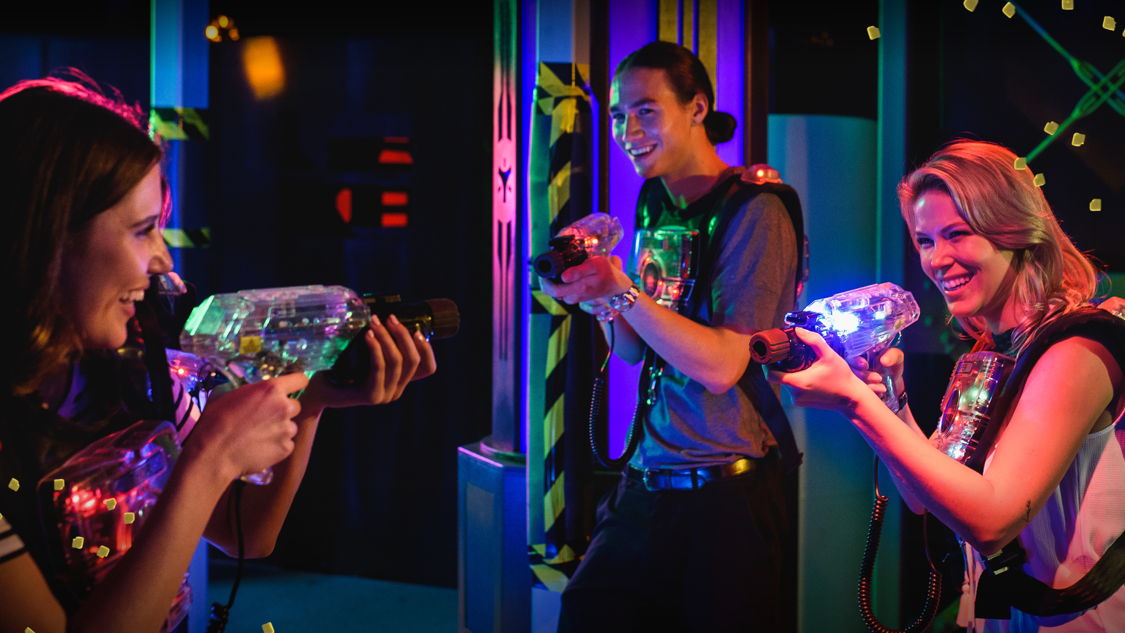 Avoid FOMO these holidays with all the action at Kingpin