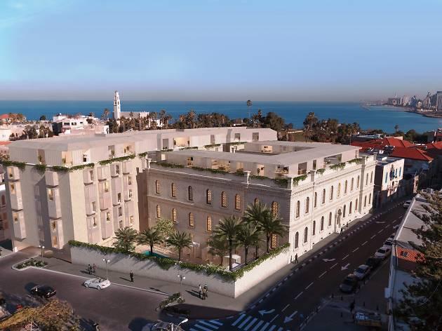 The Jaffa Hotel