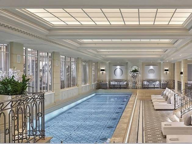 Spa Du Four Seasons George V Sante Et Beaute A Champs Elysees Paris