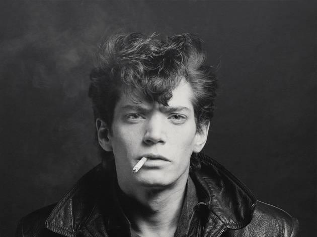 Serralves MAP 434 Self Portrait, 1980