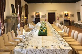 Salão Nobre da Pousada de Guimarães