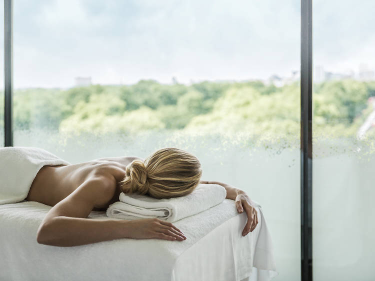 Personalised Body Massage at Four Seasons Spa