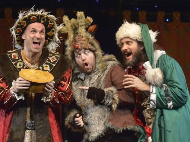'Horrible Christmas' at Alexandra Palace
