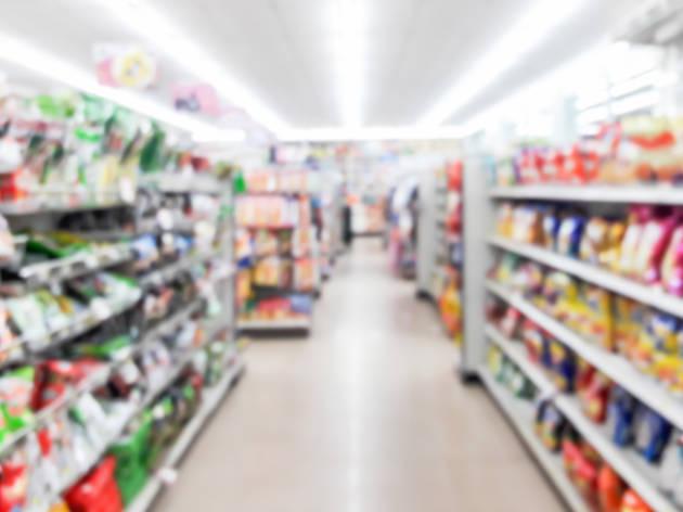 Cashier-less store