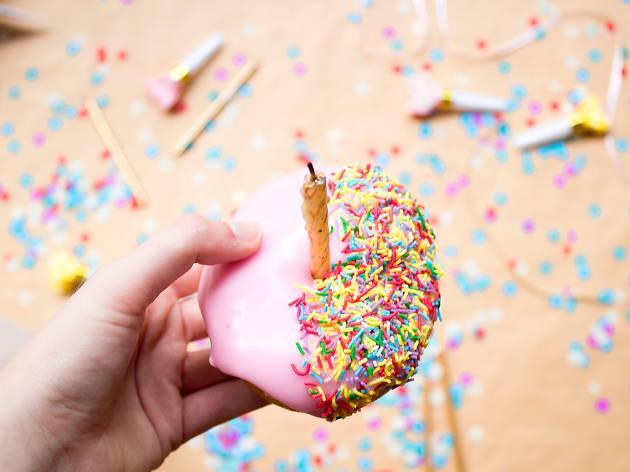 Party Idea In Miami For You Birthday Doughnuts