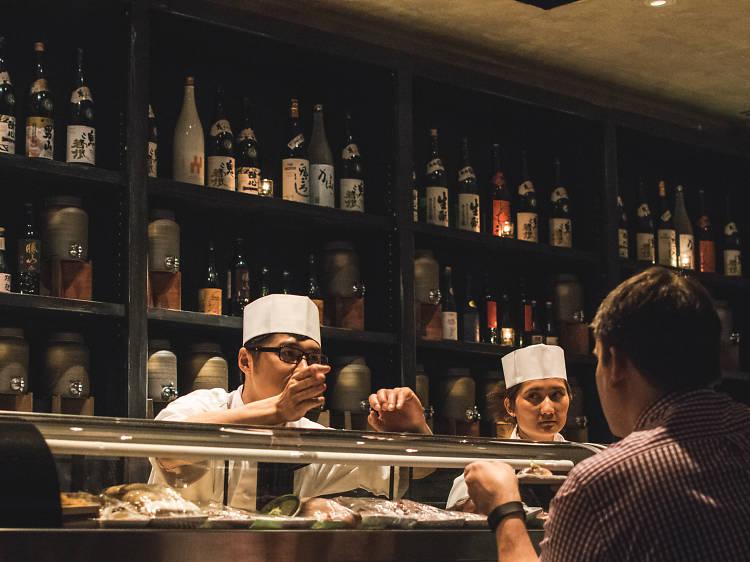 Boston's best Japanese restaurants