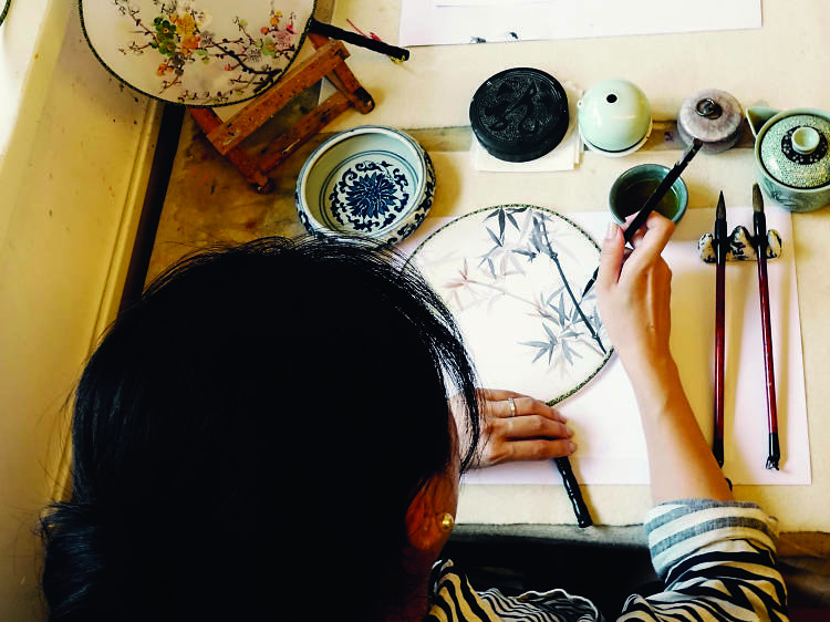 KA Atelier: Chinese ink painting