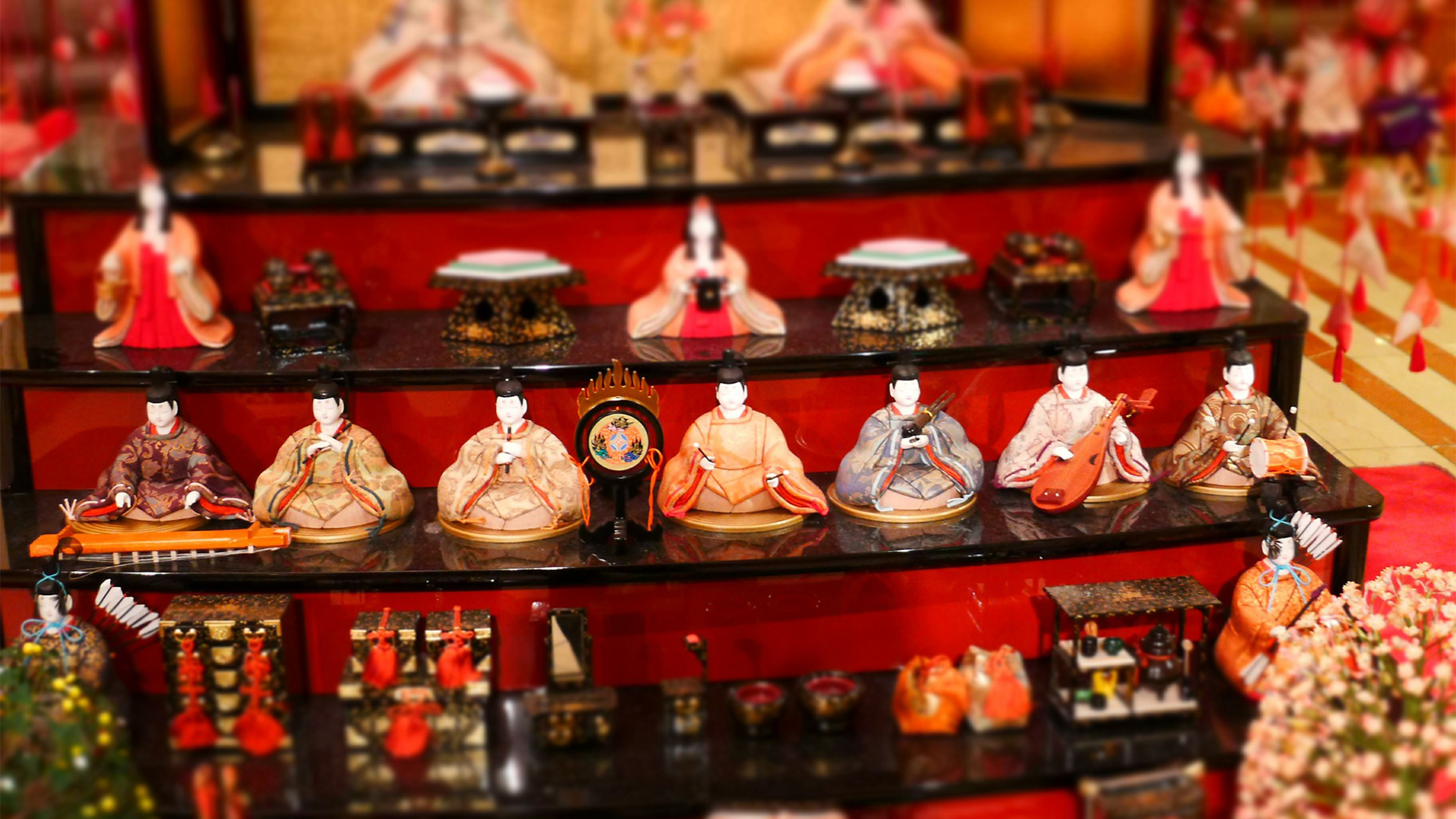 Generic Japanese Souvenirs