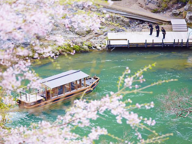 Kyoto Boat