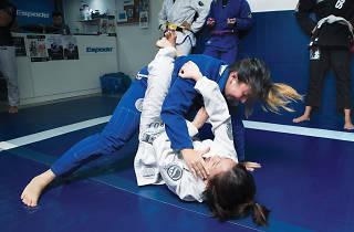 Olivia Lai Brazilian Jiu-Jitsu at Espada Studio