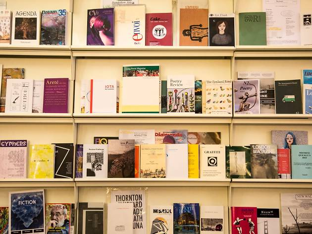 Southbank Centre's National Poetry Library