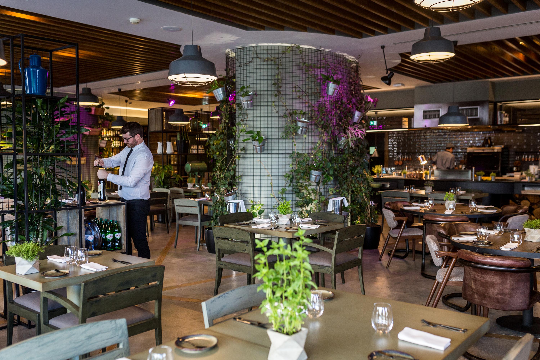 O novo Erva serve cozinha portuguesa contemporânea