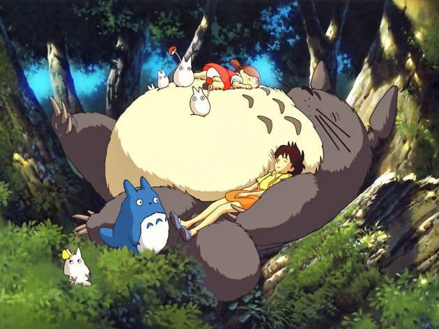 Mi vecino Totoro, película de Hayao Muyazaki