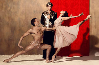 Spartacus The Australian Ballet 2018