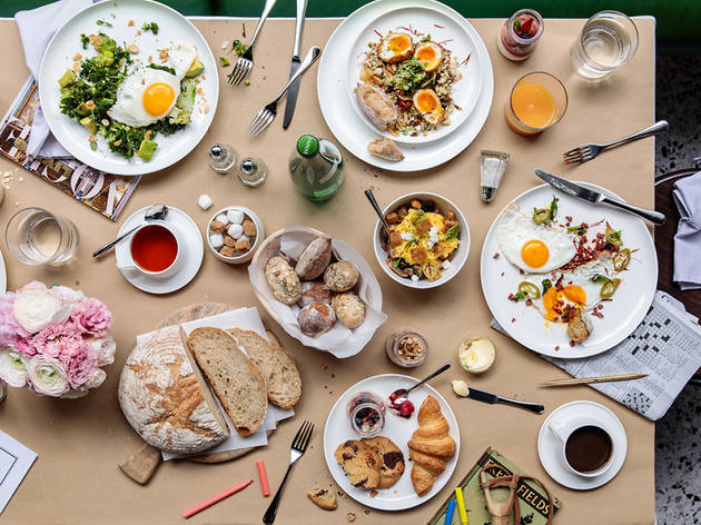 Contest: Win a breakfast voucher from Brasserie Fritz