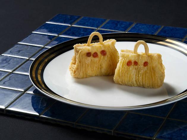 Dim Sum Bar - crispy beef puffs