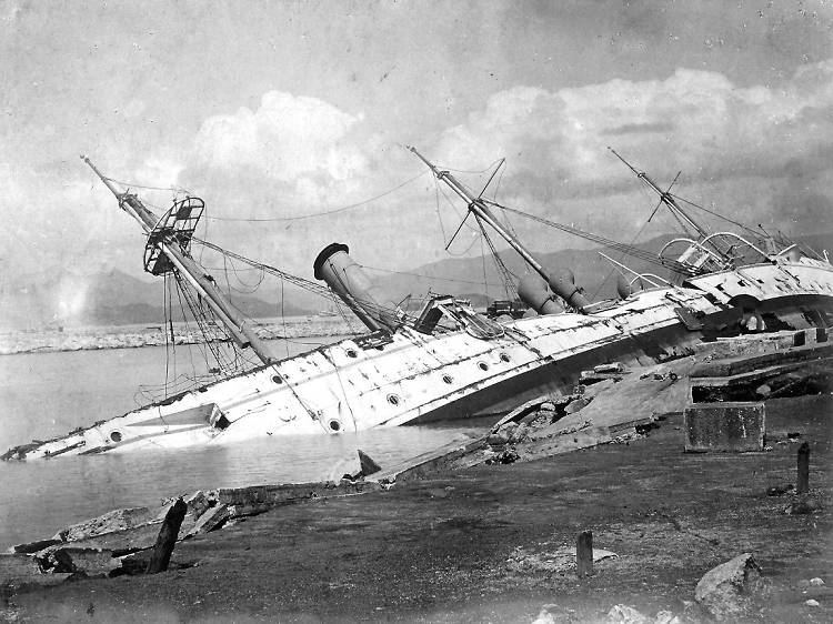 Unnamed typhoon, 1906