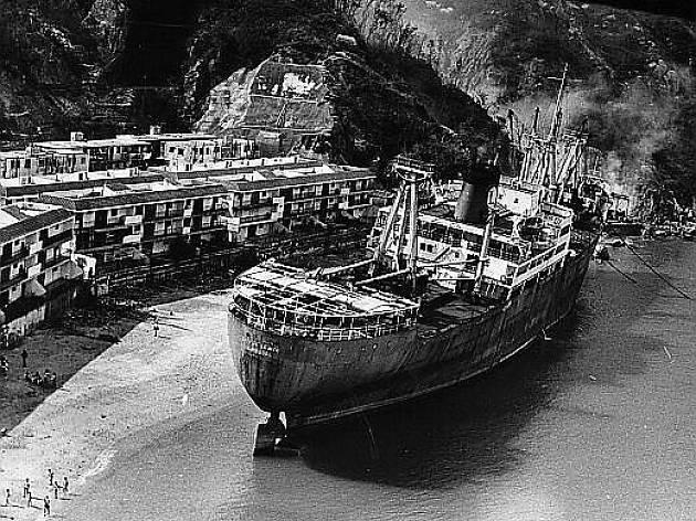 Typhoon Ellen 1983