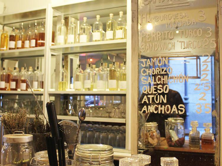 El bar sin nombre