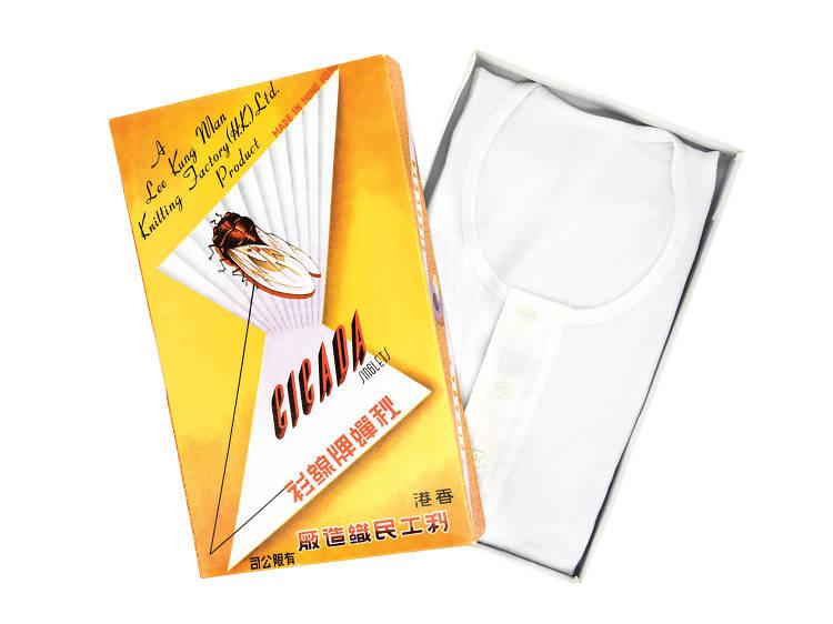 Lee Kung Man undershirts
