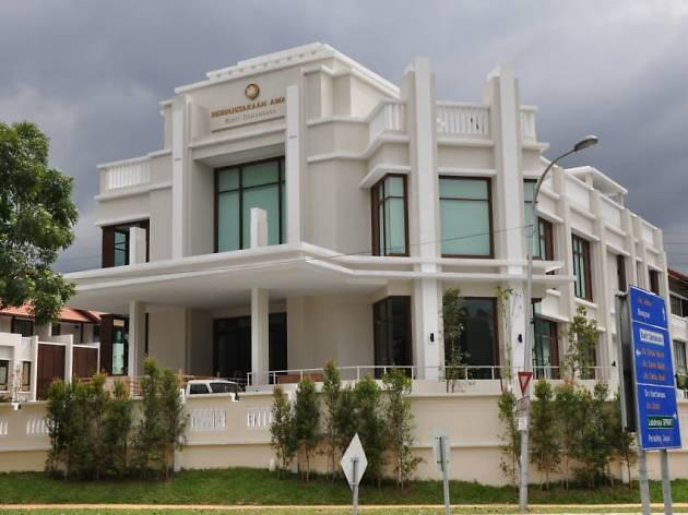 Bukit Damansara Community Library