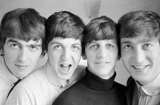 The Beatles por Norman Parkinson